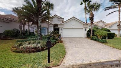 Hammock Dunes Single Family Home For Sale: 17 Montilla Place