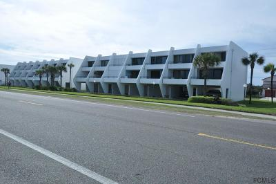 Flagler Beach Condo/Townhouse For Sale: 1450 Central Ave #1450