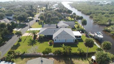 Flagler Beach Single Family Home For Sale: 2316 S Flagler Ave