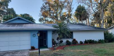 Palm Coast Single Family Home For Sale: 24 Black Alder Dr