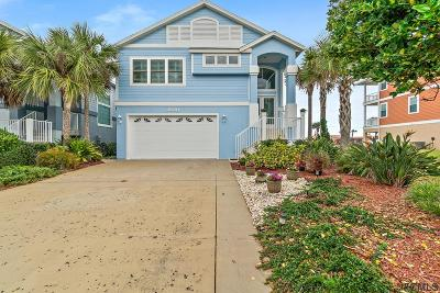 Flagler Beach Single Family Home For Sale: 2820 S Ocean Shore Blvd