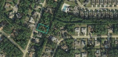 Lehigh Woods Residential Lots & Land For Sale: 68 Ramblewood Drive
