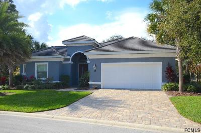 Palm Coast Single Family Home For Sale: 14 Flagship Drive