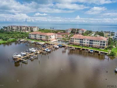 Flagler Beach Condo/Townhouse For Sale: 300 Marina Bay Drive #201