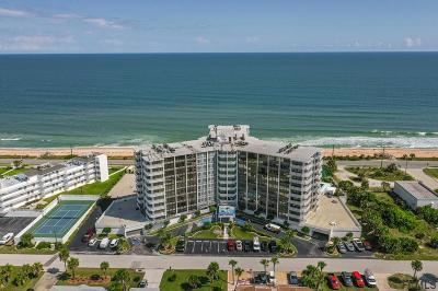 Flagler Beach Condo/Townhouse For Sale: 3580 S Ocean Shore Blvd #501