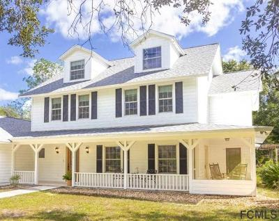 St Augustine Single Family Home For Sale: 2700 C H Arnold Rd
