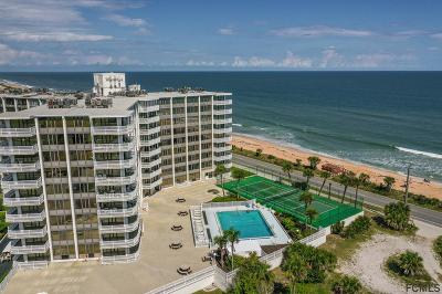 Flagler Beach Condo/Townhouse For Sale: 3580 S Ocean Shore Blvd #202