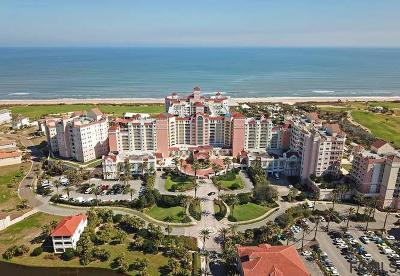 Beverly Beach, Flagler Beach, Palm Coast Condo/Townhouse For Sale: 200 Ocean Crest Drive #1110