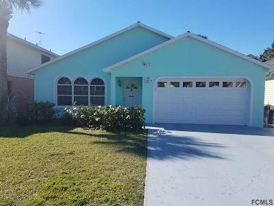 Flagler Beach Single Family Home For Sale: 1317 N Daytona Ave