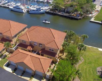Palm Coast Condo/Townhouse For Sale: 2 Marina Point Place #2