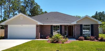 Palm Coast Single Family Home For Sale: 83 Sloganeer Trail