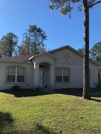 Palm Coast Single Family Home For Sale: 50 Radcliffe Drive