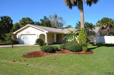 Palm Coast Single Family Home For Sale: 144 Frankford Ln