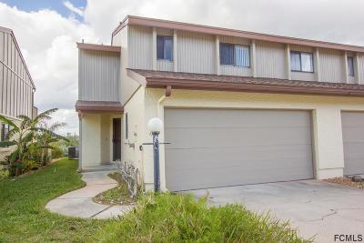 Flagler Beach FL Condo/Townhouse For Sale: $239,900