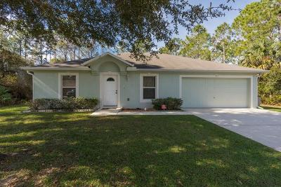 Seminole Woods Single Family Home For Sale: 3 Selwyn Place