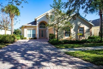 Palm Coast Single Family Home For Sale: 15 Hidden Lake Way