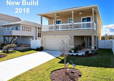 Flagler Beach FL Single Family Home For Sale: $598,500