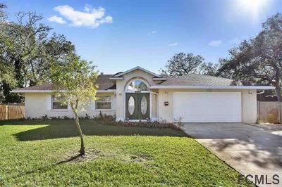 St Augustine Single Family Home For Sale: 133 16th St