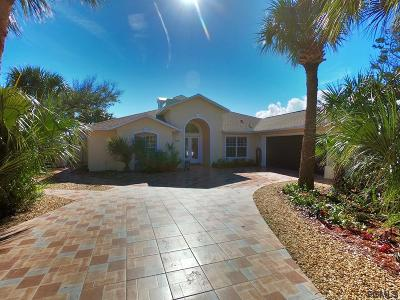 Flagler Beach Single Family Home For Sale: 325 8th St N