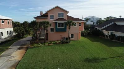 Flagler Beach FL Single Family Home For Sale: $549,000