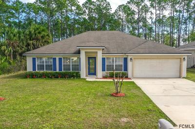 Seminole Woods Single Family Home For Sale: 9 Smith Trl