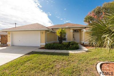 Palm Harbor Single Family Home For Sale: 15 Creek Court
