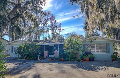 Palm Coast Multi Family Home For Sale: 18 Farraday Lane