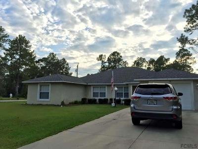 Palm Coast Multi Family Home For Sale: 1 Whelan Pl