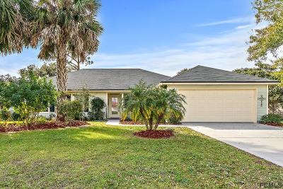 Palm Harbor Single Family Home For Sale: 16 Colechester Ln