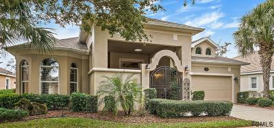 Palm Coast Single Family Home For Sale: 12 Hidden Lake Way