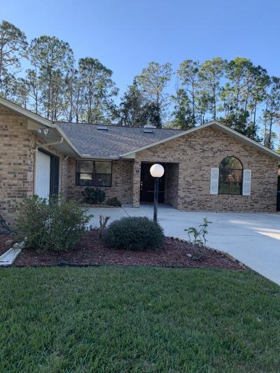 Palm Coast Single Family Home For Sale: 16 Winchester Pl