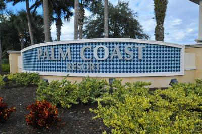 Condo/Townhouse For Sale: 146 Palm Coast Resort Blvd #606
