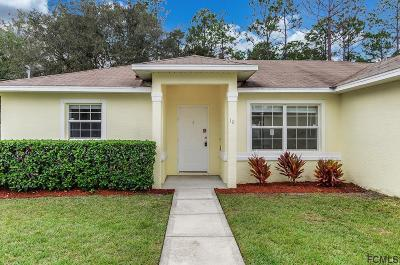 Palm Coast Single Family Home For Sale: 10 Sea Beacon Place