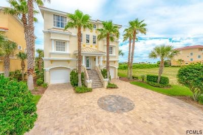 Beverly Beach, Flagler Beach, Palm Coast Single Family Home For Sale: 76 N Hammock Beach Cir N