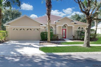 Palm Coast Single Family Home For Sale: 9 St Andrews Court