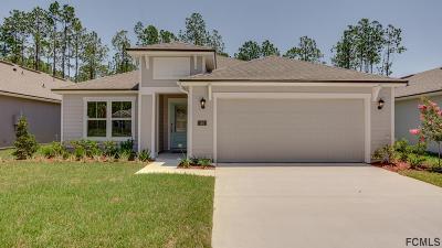 Palm Coast Single Family Home For Sale: 140 S Hummingbird Place