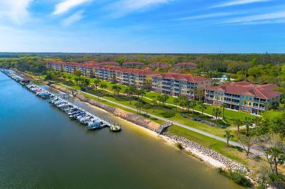 Palm Coast Condo/Townhouse For Sale: 600 Canopy Walk Lane #621