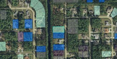 Lehigh Woods Residential Lots & Land For Sale: 21 Reynolds Place