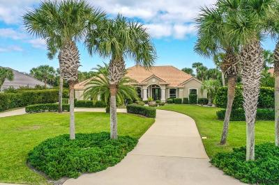 Hammock Dunes Single Family Home For Sale: 53 Island Estates Pkwy