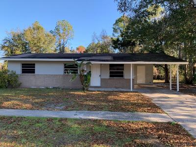 Bunnell Single Family Home For Sale: 702 S Hymon Circle