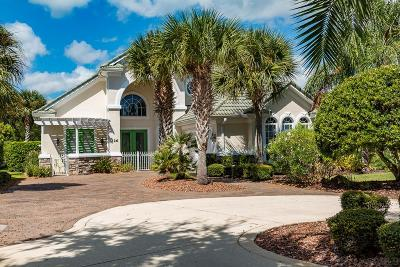 Palm Coast Single Family Home For Sale: 126 Heron Dr