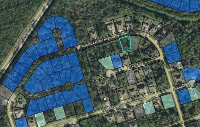 Seminole Woods Residential Lots & Land For Sale: 19 Sea Serpent Trail E