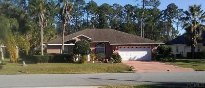Palm Coast Single Family Home For Sale: 8 Emerson Dr