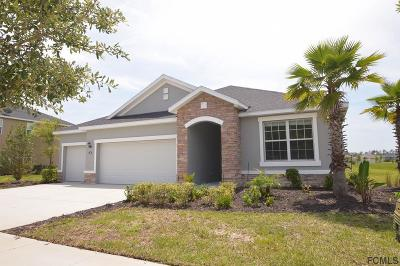 Palm Coast Single Family Home For Sale: 103 S Coopers Hawk Way