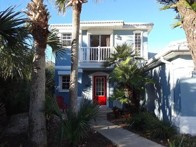 Flagler Beach Single Family Home For Sale: 2015 N Central Ave N