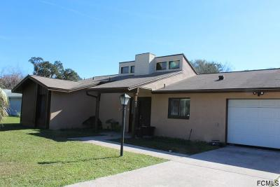 Palm Coast Single Family Home For Sale: 35 Blakemore Drive