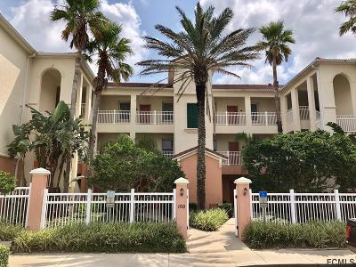 Flagler Beach Condo/Townhouse For Auction: 100 Marina Bay Drive #103
