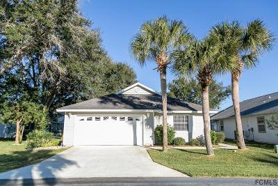 Palm Coast Single Family Home For Sale: 5 Bristol Lane