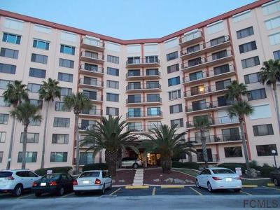 Flagler Beach Condo/Townhouse For Sale: 3600 S Ocean Shore Blvd #624