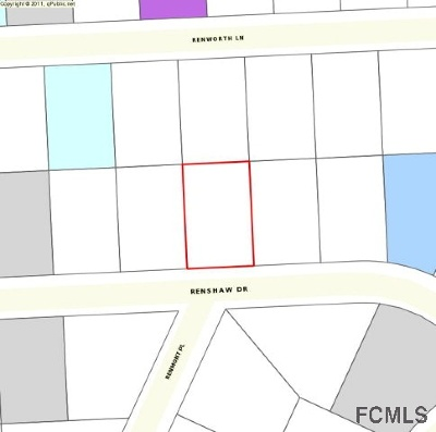 Lehigh Woods Residential Lots & Land For Sale: 107 Renshaw Drive